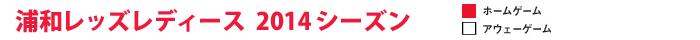 浦和レッズレディース 2014シーズン