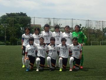 第21回関東女子サッカーリーグ1部-前期リーグ第6節