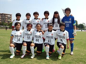 U-15なでしこアカデミーカップ2015-第10節-試合結果