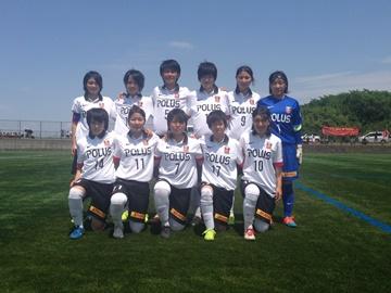 第21回関東女子サッカーリーグ1部-前期リーグ第7節