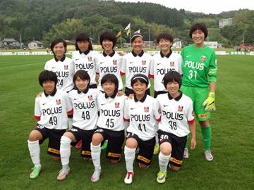 U-15なでしこアカデミーカップ2015-第11節-試合結果