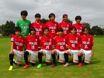 U-15なでしこアカデミーカップ2015-第8節-試合結果