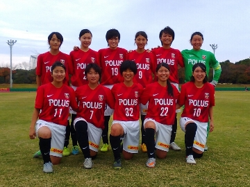 レディースユース、第37回皇后杯全日本女子サッカ