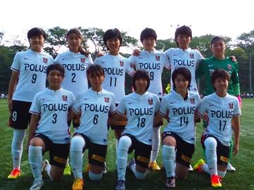 第22回関東女子サッカーリーグ1部-後期リーグ-第2節