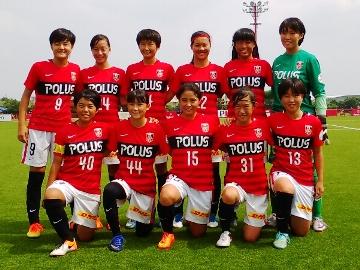 U-15なでしこアカデミーカップ2016-EAST-第6節-試合結果