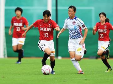第22回全日本女子ユースU-15サッカー選手権大会準決