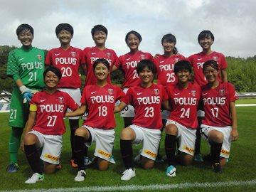 U-15プレナスなでしこアカデミーカップ2017-EAST-第3節-試合