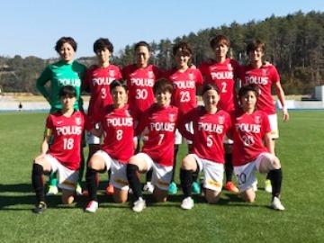 第39回皇后杯2回戦-VS日体大FIELDS横浜サテライトB-試合結