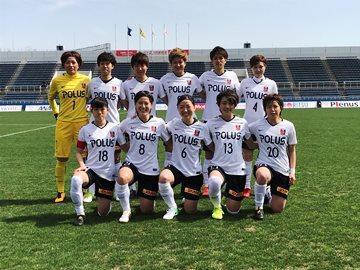 第2節-VS日体大FIELDS横浜-試合結果