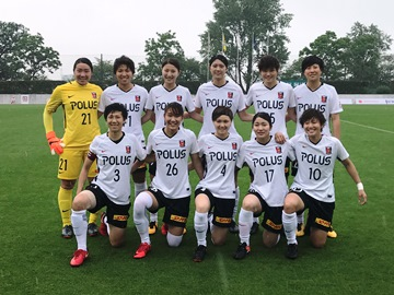プレナスなでしこリーグカップ1部-Aグループ-第7節-VS