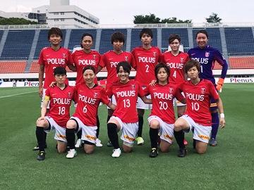 プレナスなでしこリーグカップ1部-Aグループ-第5節-VS