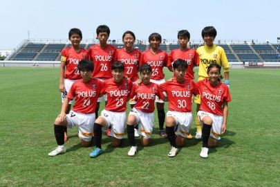 JFA-第23回全日本U-15女子サッカー選手権大会-準決勝-試