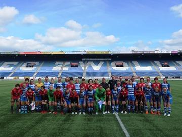 オランダ遠征-トレーニングマッチ-VS-PEC-ZWOLLE