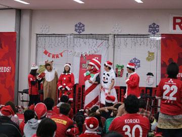 REX-CLUBポイント交換-12-8土「レッズランドDEクリスマス!