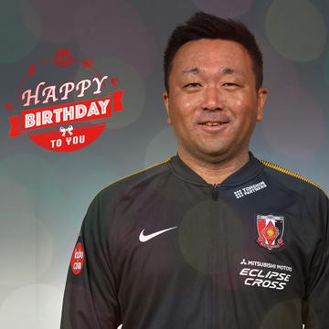 正木ヘッドコーチ誕生日