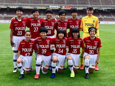 U-15-プレナスなでしこアカデミーカップ2019-第1節-試合