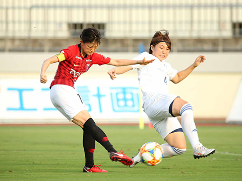 2019プレナスなでしこリーグ1部-第10節-VS-日体大FIELDS横浜-2