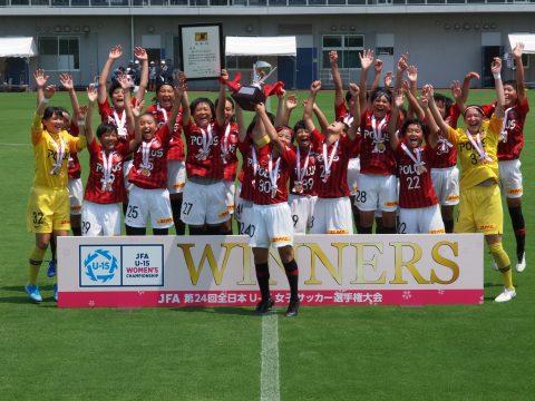 2019プレナスなでしこリーグ1部-第10節-VS-日体大FIELDS横浜-試