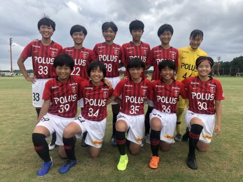 第3回関東女子U-15サッカーリーグ-第4節-試合結果