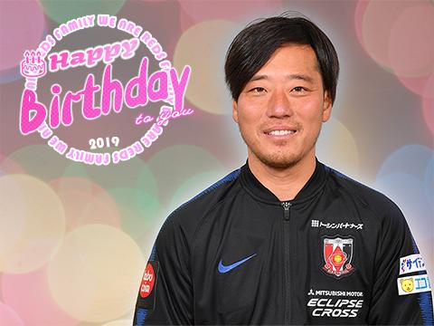 立石GKコーチ誕生日