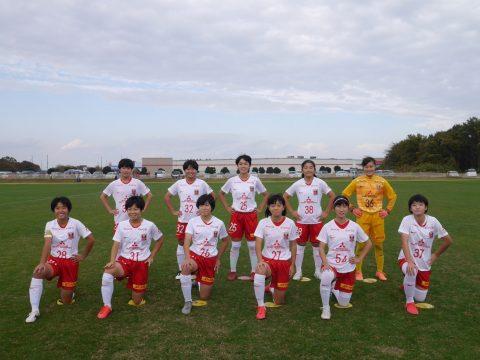 第25回関東女子ユースU-15サッカー選手権大会兼JFA第25