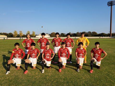 第25回関東女子ユースU-15サッカー選手権大会兼JFA第25-4