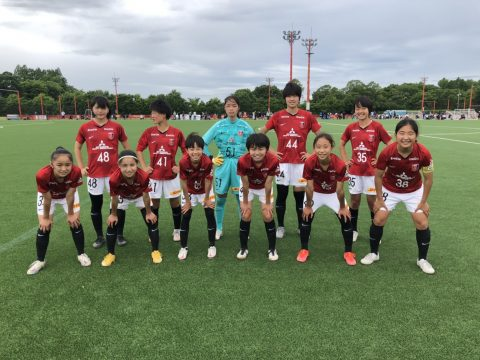JFA-U15女子サッカーリーグ2021関東-第3節-試合結果