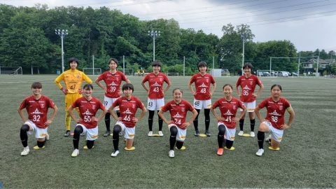 JFA-U15女子サッカーリーグ2021関東-第4節-試合結果