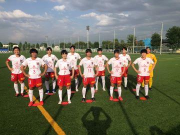 第27回関東女子サッカーリーグ1部-前期-第4節-試合結