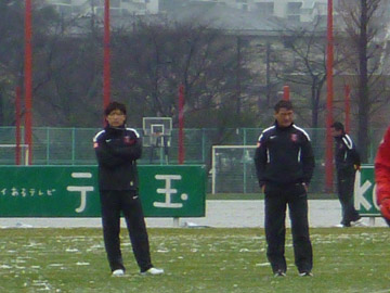 We will set a direction for Urawa Reds – Team Manager Mischa