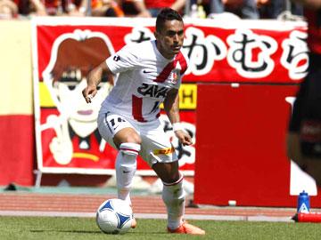 J.League 8th sec. vs Nagoya Grampus