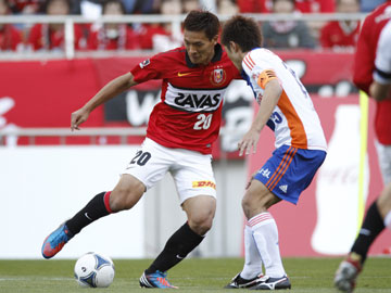 J.League 11th sec. vs Albirex Niigata
