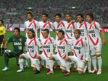J.League 16th sec. vs Cerezo Osaka