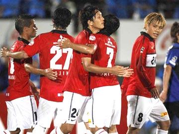 J.League 14th sec. vs Gamba Osaka