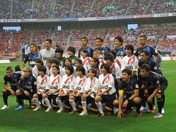 J.League 18th sec. vs Albirex Niigata