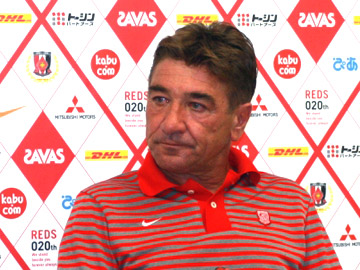 We have proven that Urawa Reds is a fantastic team-Team Manager Mischa