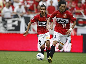 J.League 26th sec. vs Gamba Osaka