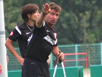 Having good stamina and discipline will hold the key in the match against Gamba Osaka-Team Manager Mischa