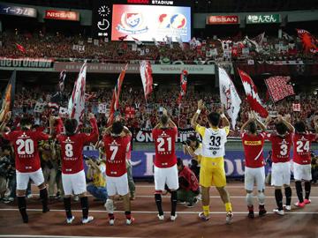 J.League 25th sec. vs Yokohama F・Marinos