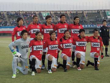 THE 92st EMPEROR'S CUP 4th Round vs Yokohama F・Marinos