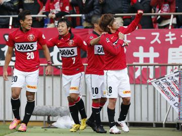 J.League 34th sec. vs Nagoya Grampus