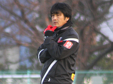 We will play and run aggressively to fight as one-Coach Takafumi Hori