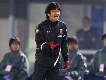 Making the most out of today's loss to move forward to the next season-Coach Takafumi Hori