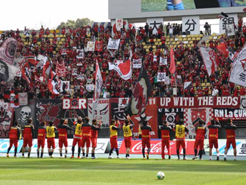 J.League 3rd sec. vs Oita Trinita