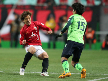 ACL 2013 GL Match4 vs Jeonbuk Hyundai Motors Football Club
