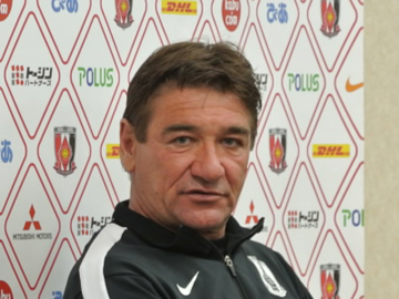 We will work hard to score three points in tomorrow's commemorative match-Team Manager Mischa