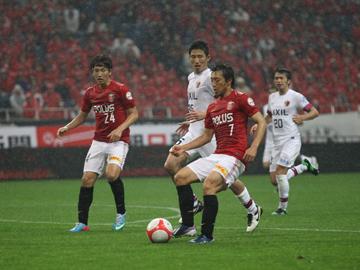 J.League 11th sec. vs Kashima Antlers