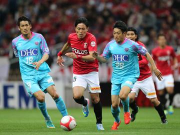 J.League 12th sec. vs Sagan Tosu