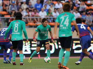 J.League 14th sec. vs Ventforet Kofu