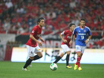 J.League 17th sec. vs Yokohama F・Marinos